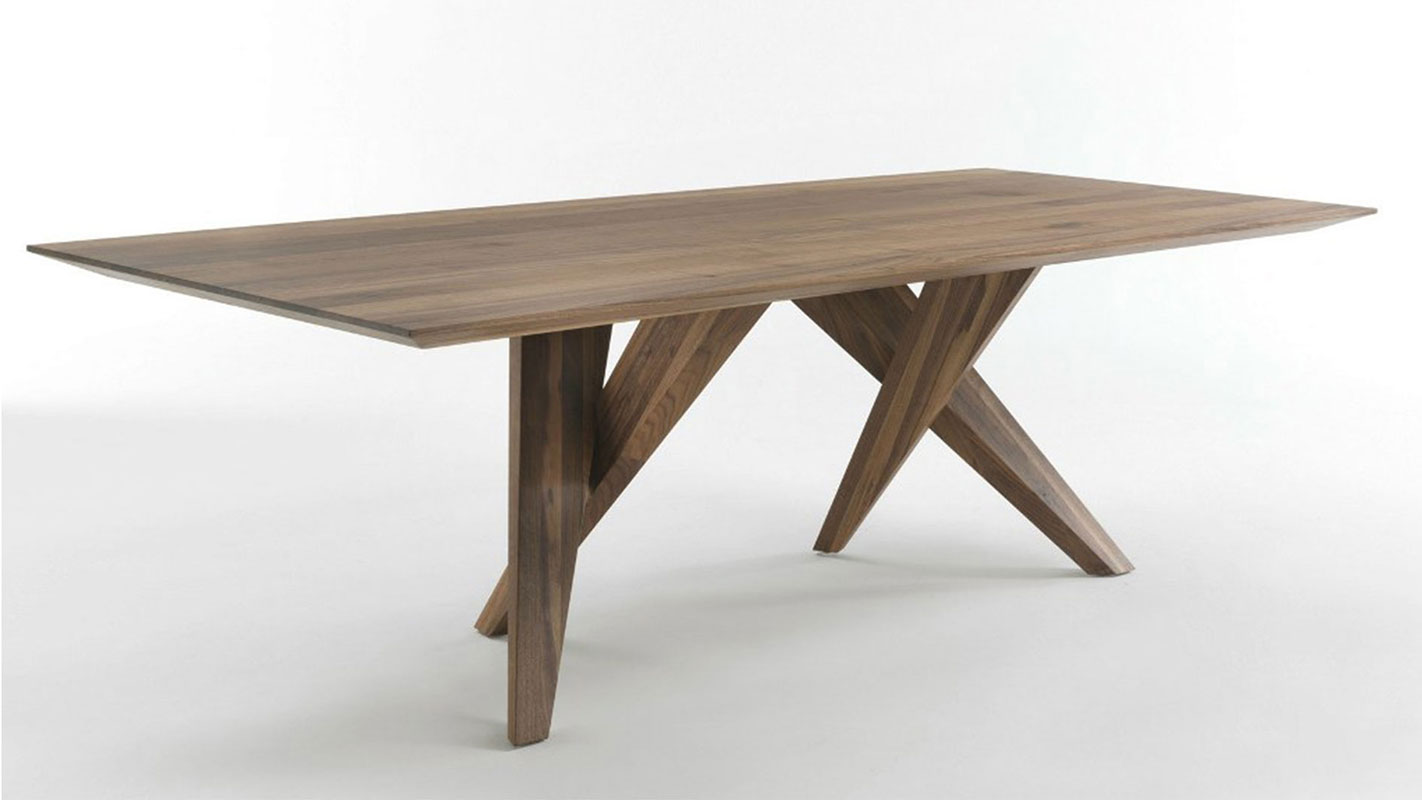 confu natural oak table