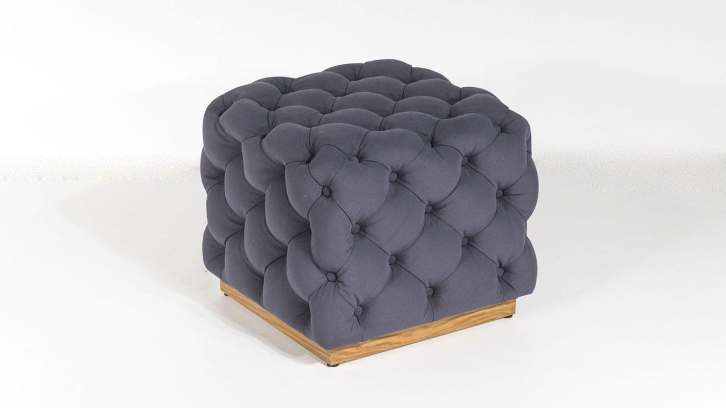 tony capitone upholstered ottoman
