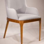 dama upholstered dining chair