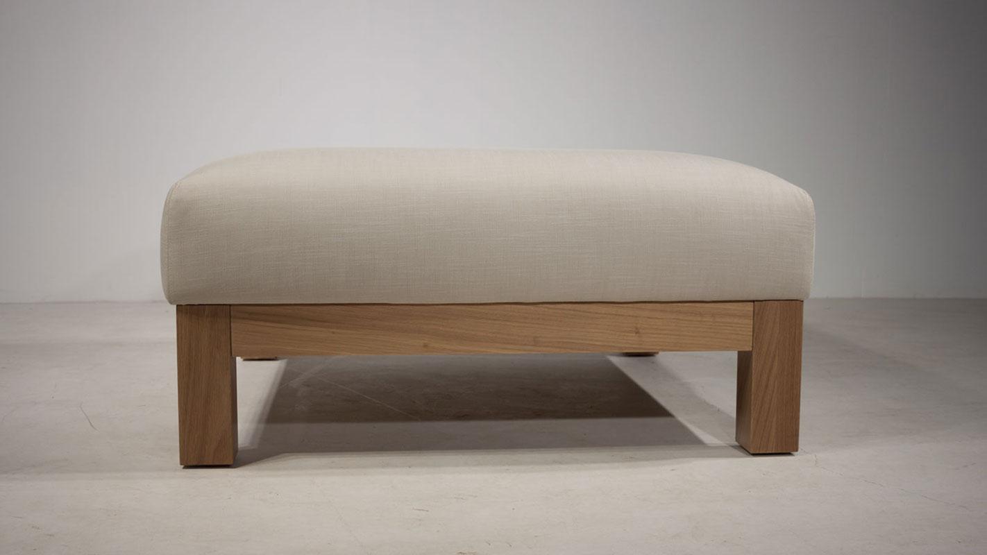 datti upholstered ottoman