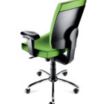 chat upholstered office chair