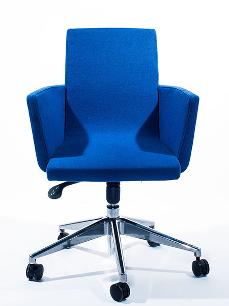 planet upholstered office chair