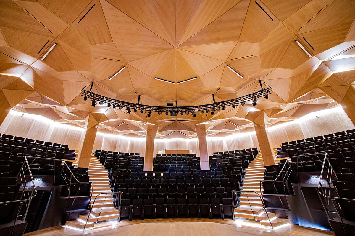 "Auditorium ""Miltiadis Evert"""